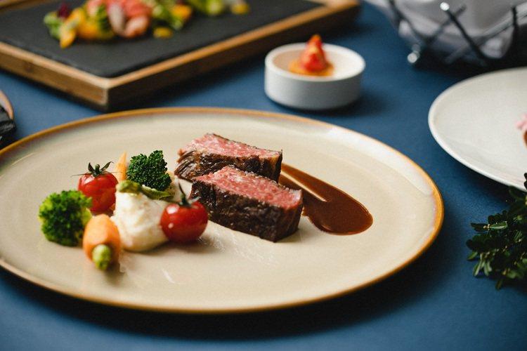 慕軒飯店GUSTOSO義大利餐廳,白色情人節期間限定、周一至五晚間每人原價198...