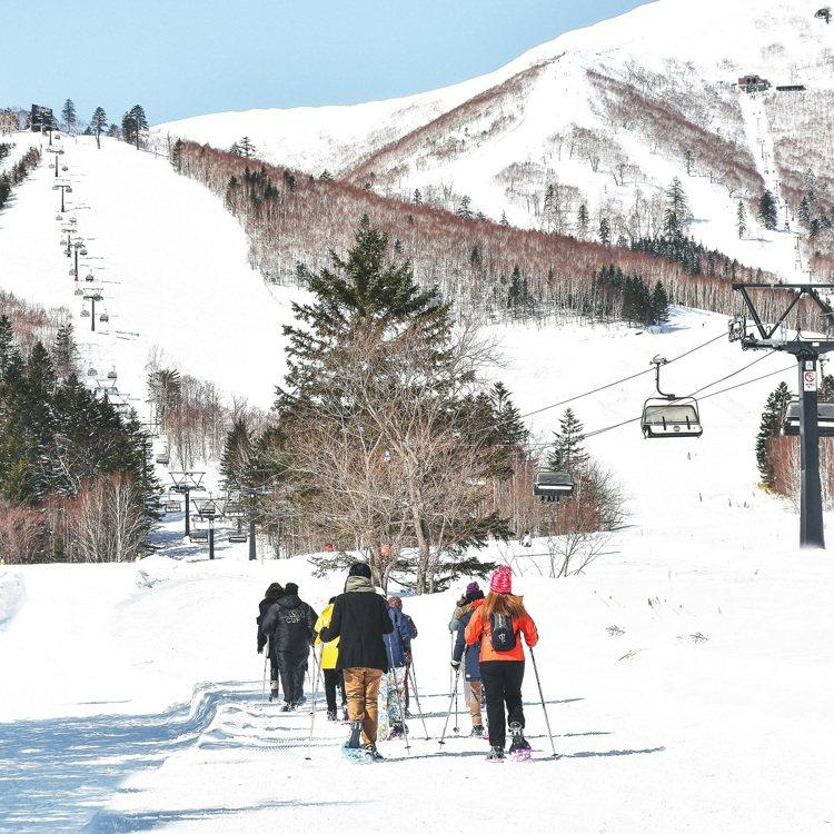 日本是國人最愛旅遊的國家,滑雪愛好者已迫不及待搶先預訂。圖/Club Med提供