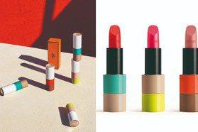 超美琥珀、玫瑰色!愛馬仕春夏限量版唇膏全新上市