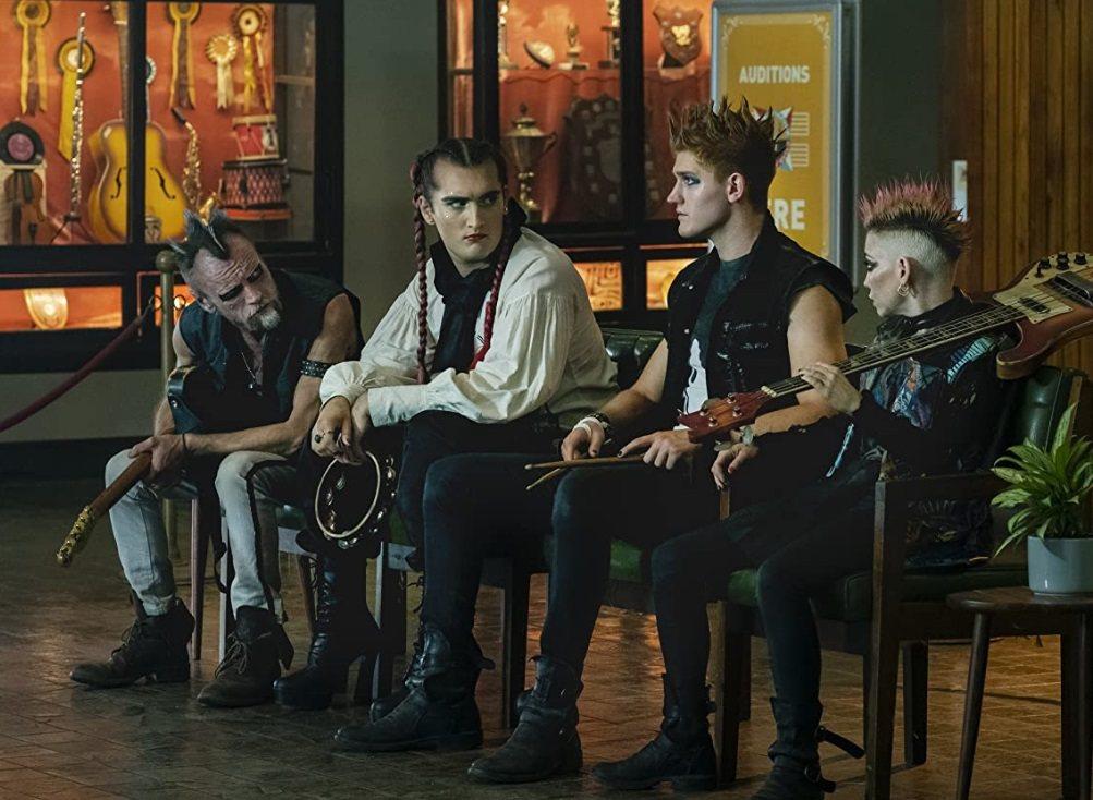 「城市特警隊」角色造型與情節設定皆與眾不同,極具特色。圖/摘自imdb