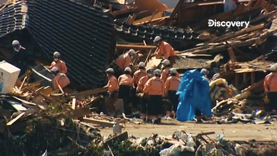 「福島禁區」。圖/Discovery頻道提供