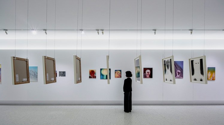 「文心藝所」領先日本森美術館的四月主題展,率先於上周帶來Miriam Cahn個...