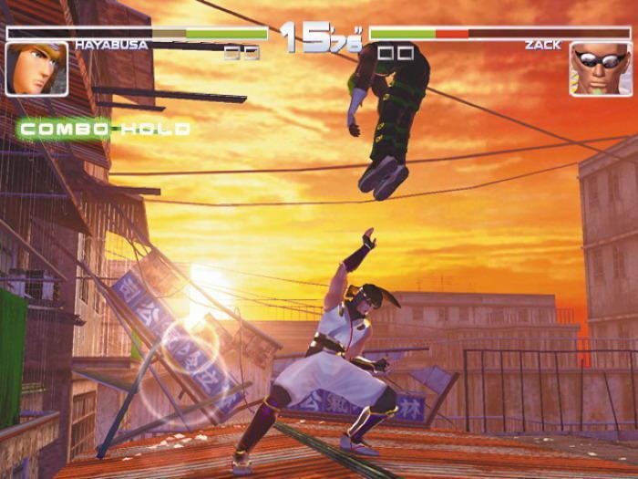 《生死格鬥2:核心版》還強化了光照特效。