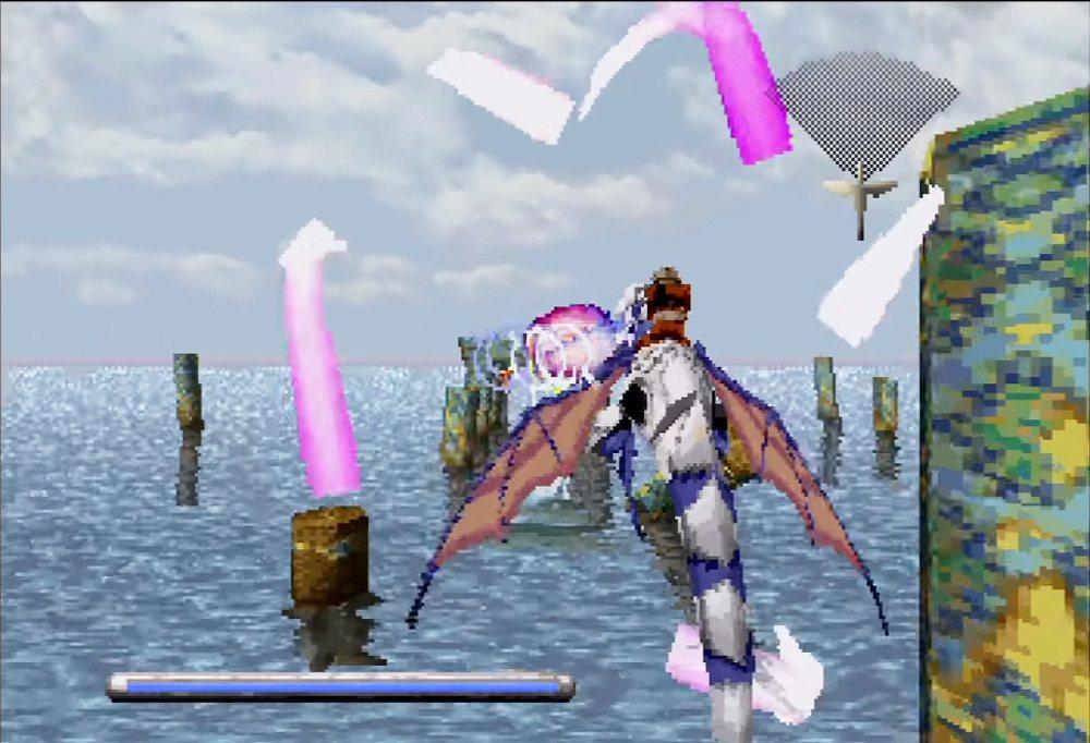 飛龍騎士在SS初期,可以說是最佳的3D性能代言者。當時此等技術已經擄獲許多玩家的...