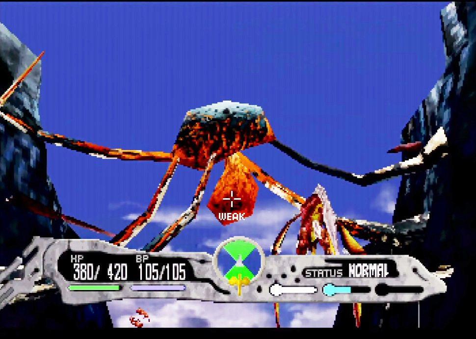 飛龍騎士RPG把原本3D射擊的要素,導入常見的ATB戰鬥,並加以些微修改,搖身一...