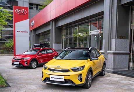 小改款升級配備新增48V輕油電 KIA Stonic售價73.9萬