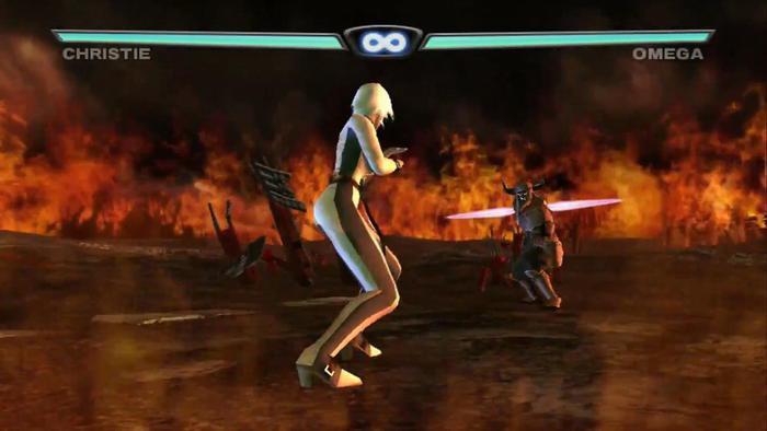 《生死格鬥3》的最終 Boss 戰