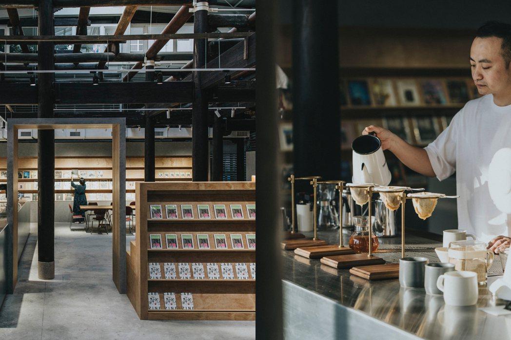 策展人許哲瑜、郭中元與Coffee Stopover創辦人張書華,跨界組成「中島...