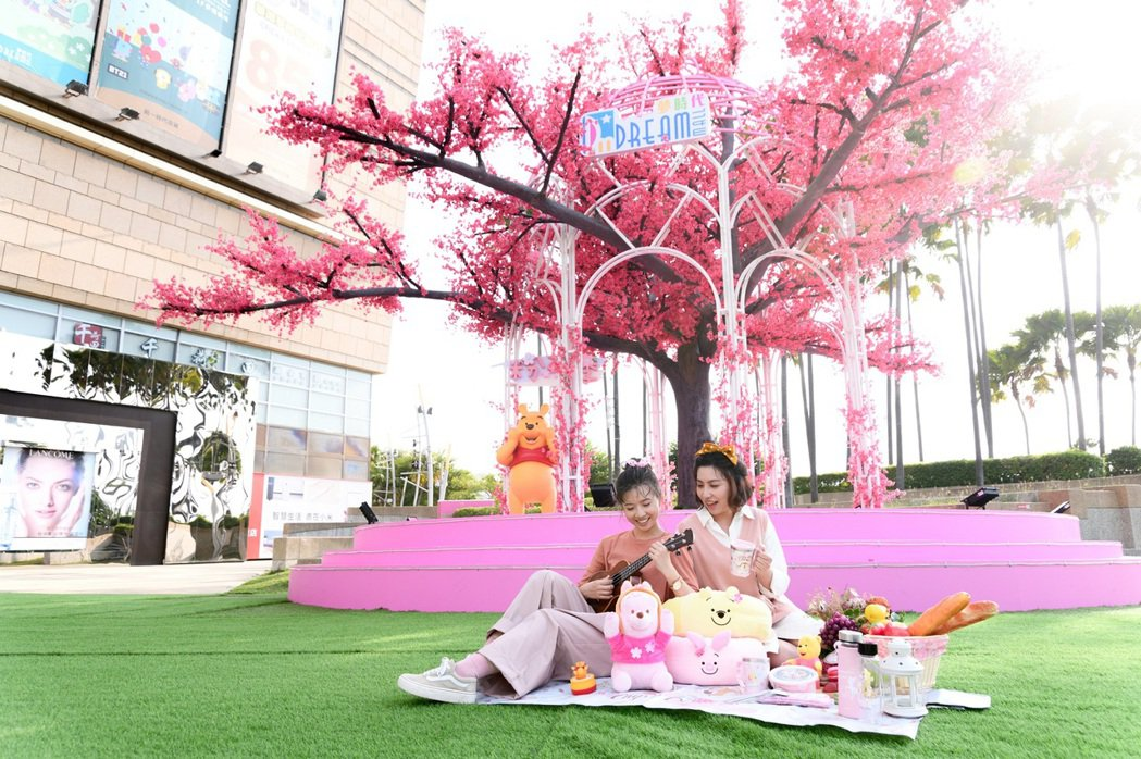 夢時代推出僅限6日絕不可錯過的「開心花.美麗GO」驚喜回饋,與此同時,在時代廣場...