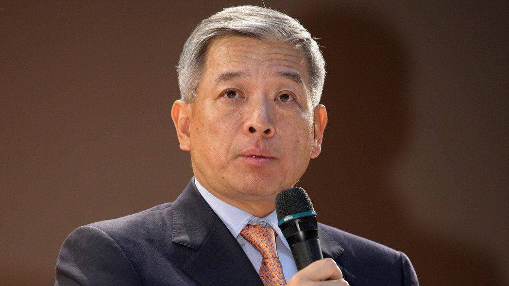 台聚集團董事長吳亦圭。 圖/報系資料照