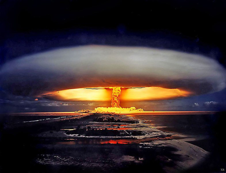 歷史遺毒!法國此前進行數十次核試驗造成太平洋島上居民深遠危害,歷經多年後終於隨軍事文件解密才揭曉。(photo via Flickr, under CC licensed)