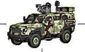 國防部軍備局以「獵豹專案」自行開發4X4偵搜戰鬥車,一份預算解凍報告日前送到立法院,內容披露疑似研發中的樣車模型。圖/取自軍備局解凍報告