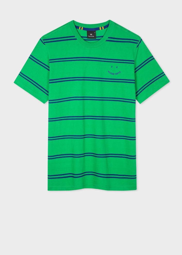 Happy系列條紋衣,4,500元。圖/Paul Smith提供