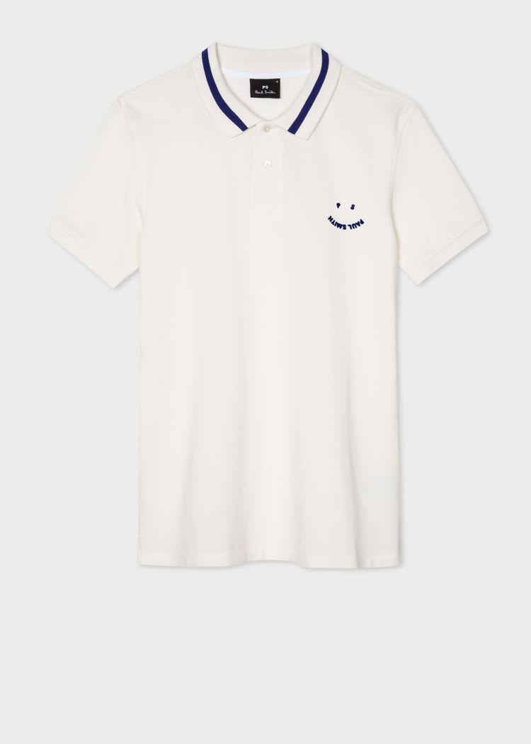 Happy系列襪子Polo衫,5,300元。圖/Paul Smith提供