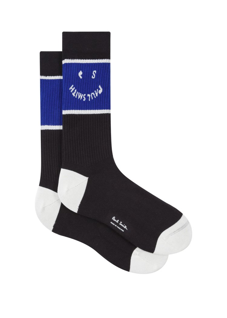Happy系列襪子,1,300元。圖/Paul Smith提供
