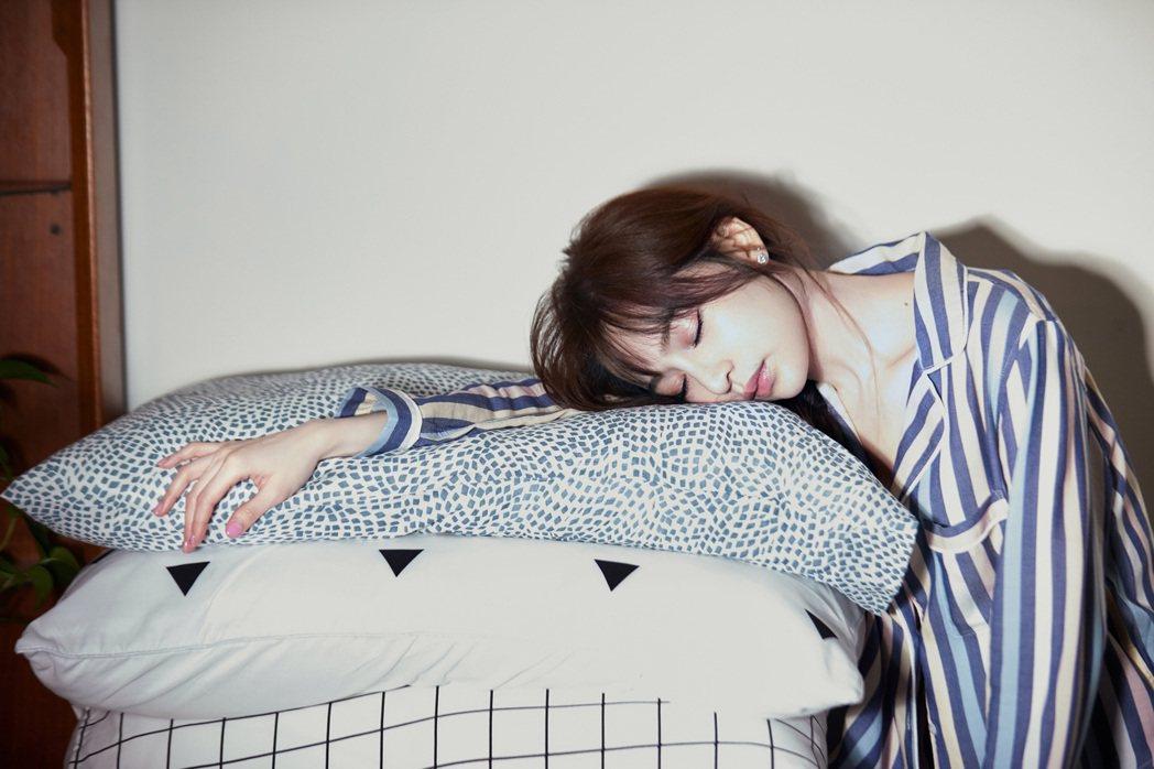 王心凌推出全新單曲「心靈的冒險」。圖/環球音樂提供