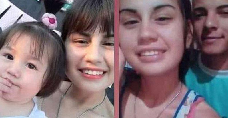 阿根廷3歲女童Maia Vallejos疑被父母刺入2根長針致死,疑涉及撒旦儀式。(facebook圖片)