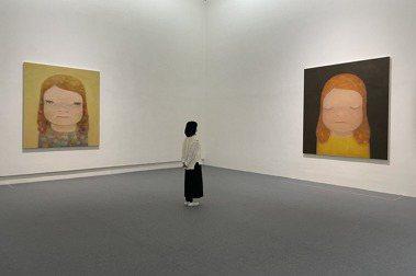 《奈良美智特展》展場曝光——奈良美智談《月光小姐》:作品完成時,我有被幸福包圍的感覺