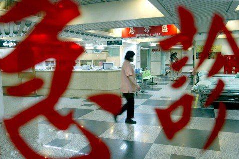 陳亮甫/醫護現場的恐懼:台灣「醫療暴力」為何發生?如何解套?