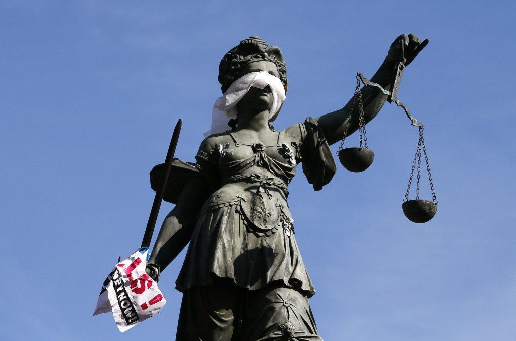 《扭曲的正義》是可貴的本土經驗分享,更揭開了檢察官工作的神秘面紗。示意圖。 圖/路透社