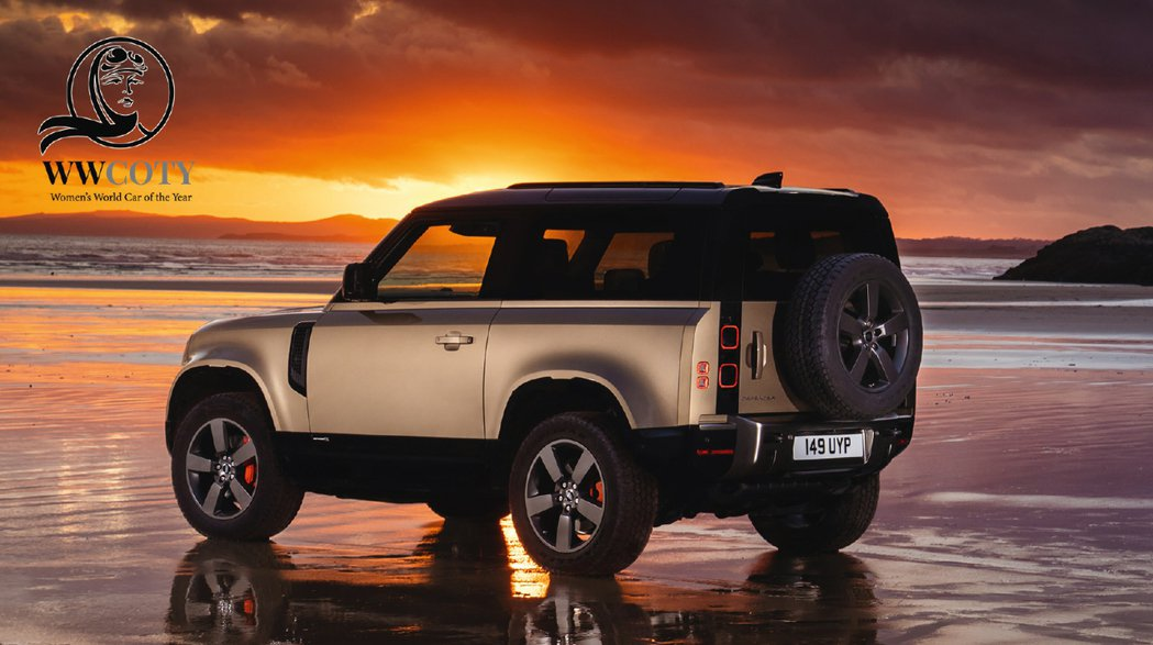 2021「女性年度風雲車」獎項,由 Land Rover Defender奪得。...