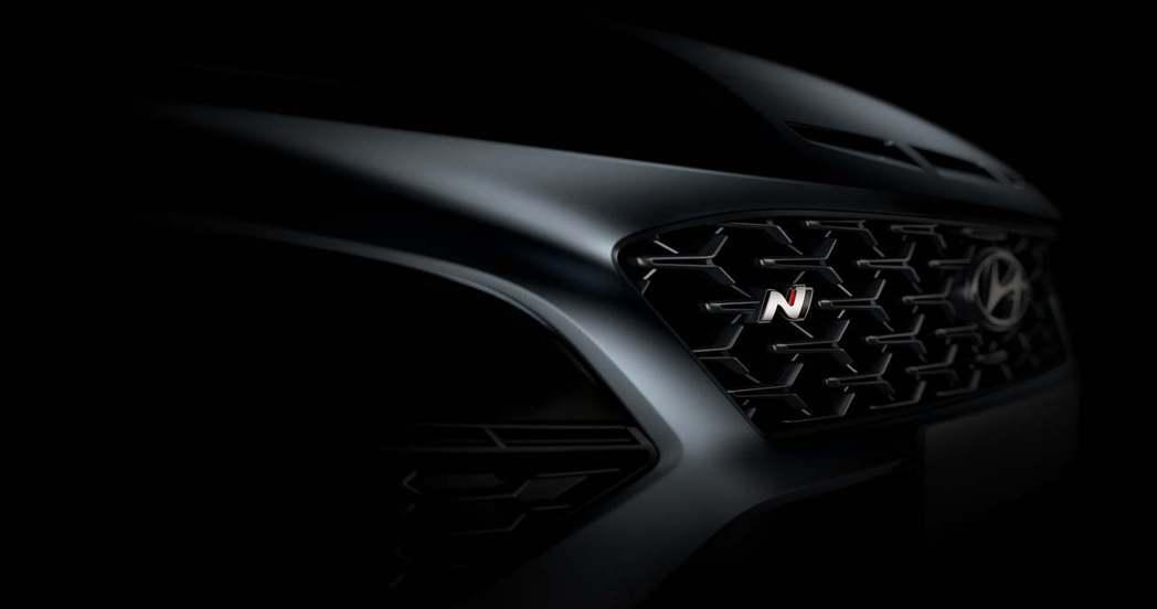 全新Hyundai Kona N是品牌第一輛性能休旅。 摘自Hyundai