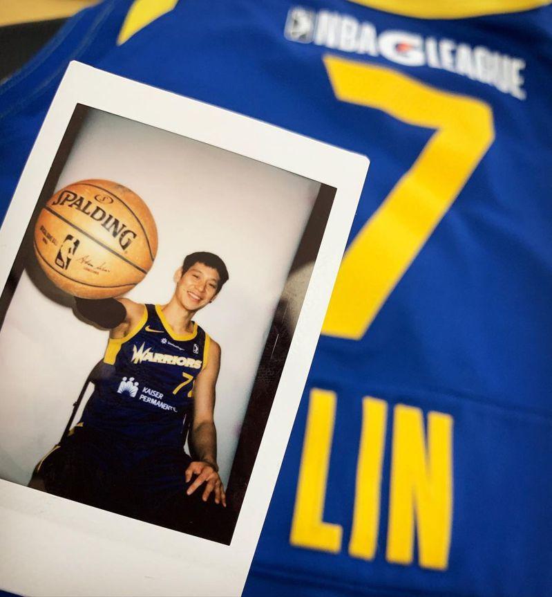 美籍台裔球員林書豪所屬的聖塔克魯茲勇士隊在G聯盟準決賽止步,並結束了今年賽季,現在的問題是,林書豪認為自己已經準備好重返NBA賽場了嗎?  取自林書豪Instagram