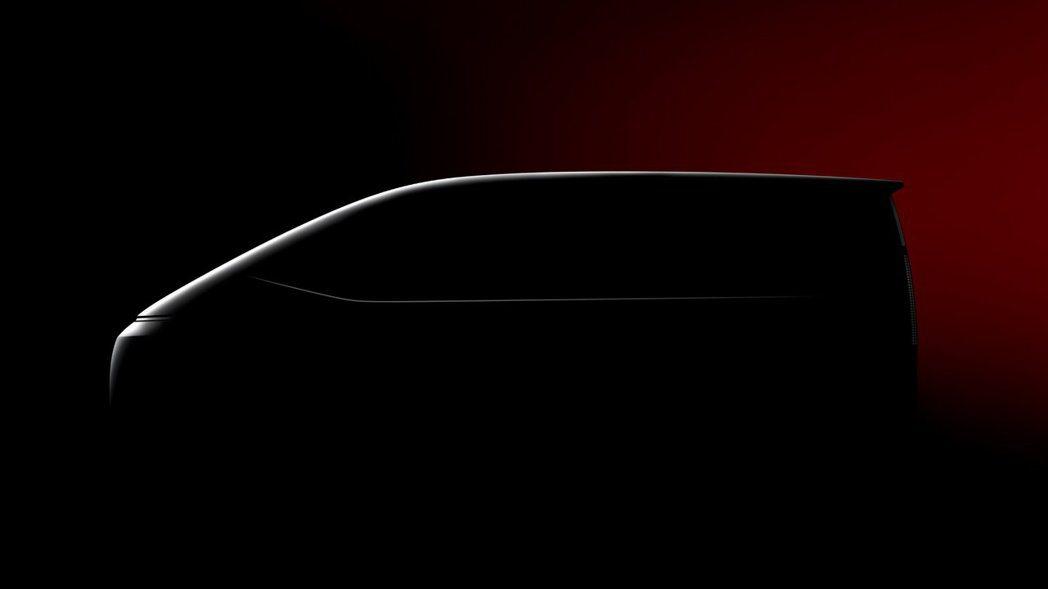 全新Hyundai Staria是Starex的後繼車。 摘自Hyundai