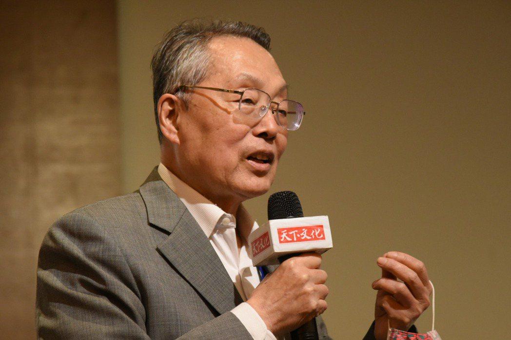 宏碁創辦人施振榮讚許歐萊德走出台灣,用科技、文化對國際社會作出具體貢獻。