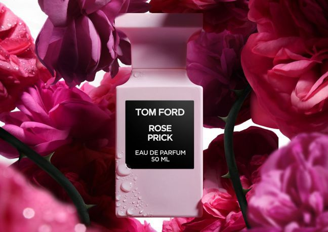 TOM FORD 私人調香系列 禁忌玫瑰。 圖/Talter Taiwan提供