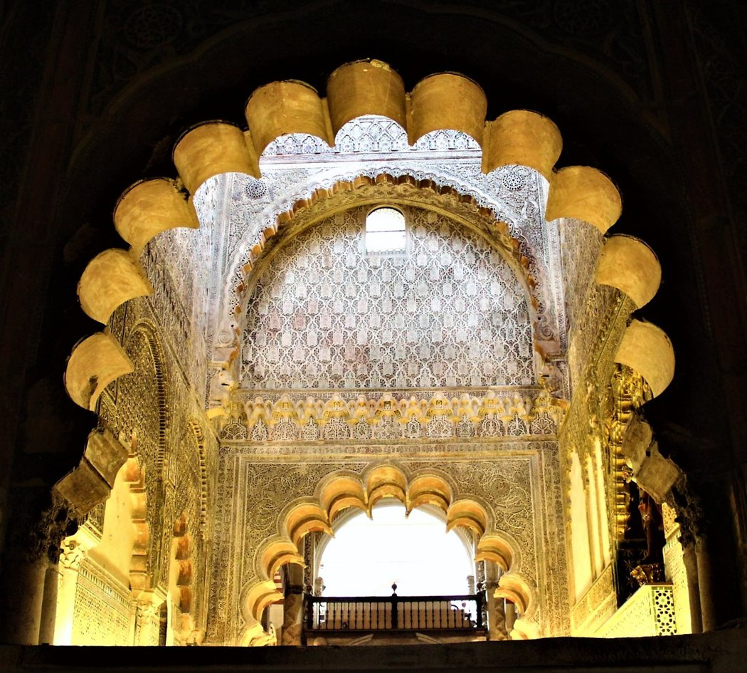 皇家教堂 (Capilla Real) 是基督教佔領後,在清真寺蓋的第一座教堂。