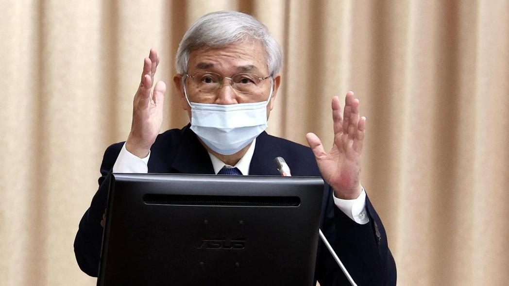央行總裁楊金龍。記者林俊良/攝影