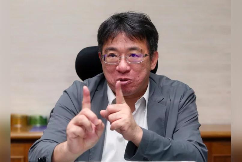 台北市祕書長陳志銘。本報資料照片