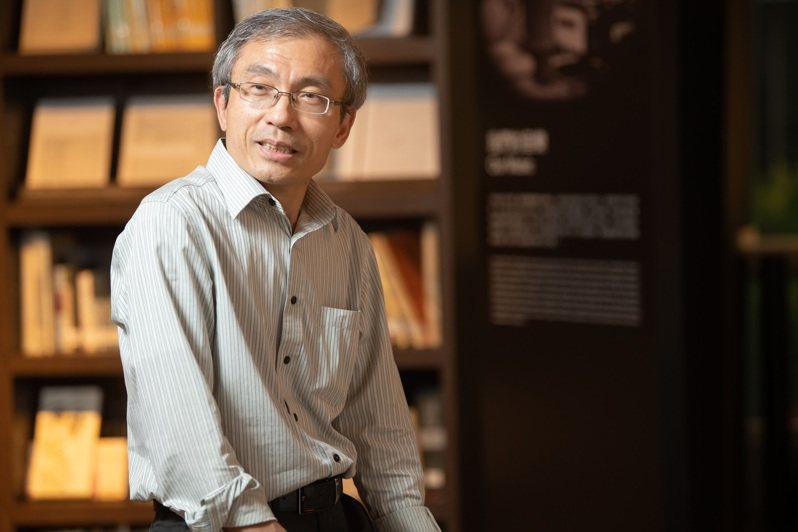 新任文化部文化資產局局長,由現任國立傳統藝術中心主任陳濟民接任。圖/文化部提供