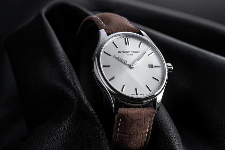 康斯登在百年經典Classic系列下推出兩款全新石英機芯腕表,以相對親民價格,找...