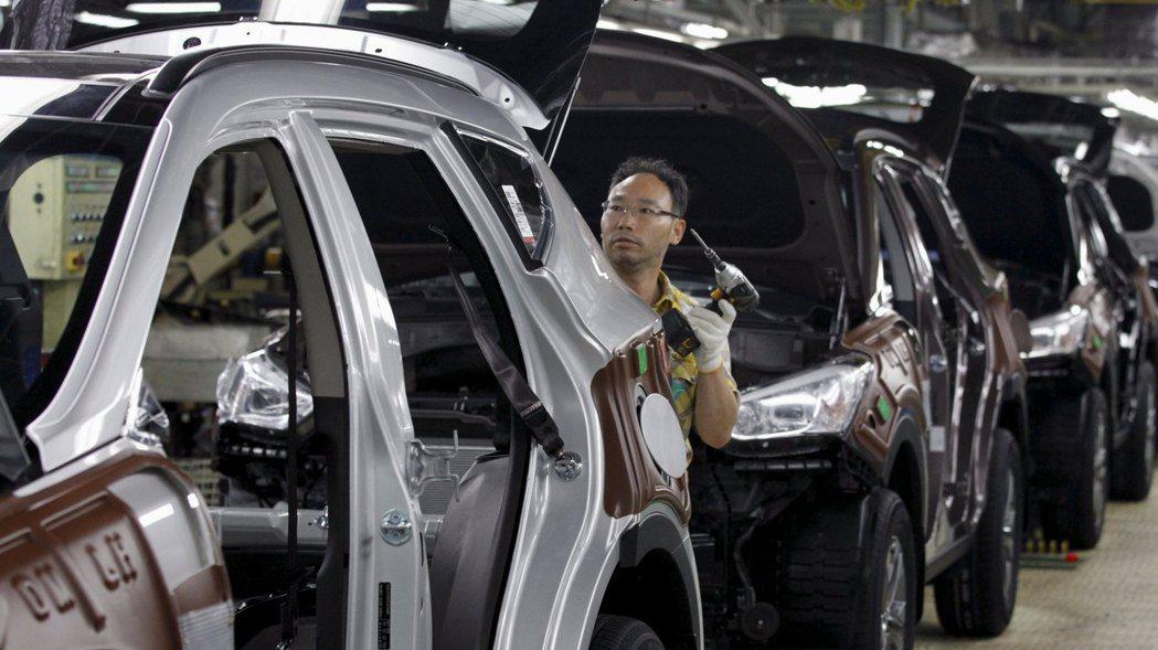車用晶片的極度緊缺,台系車用晶片廠本季仍將漲價20%。路透