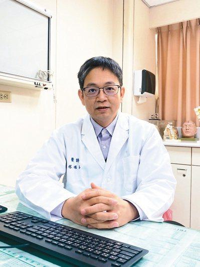 台北馬偕醫院神經外科主治醫師林瑞峰。圖/林瑞峰提供