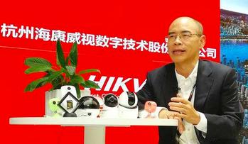 海康威視總經理胡揚忠認為,技術研發決定解決問題的能力,市場需求決定理解客戶痛點的...