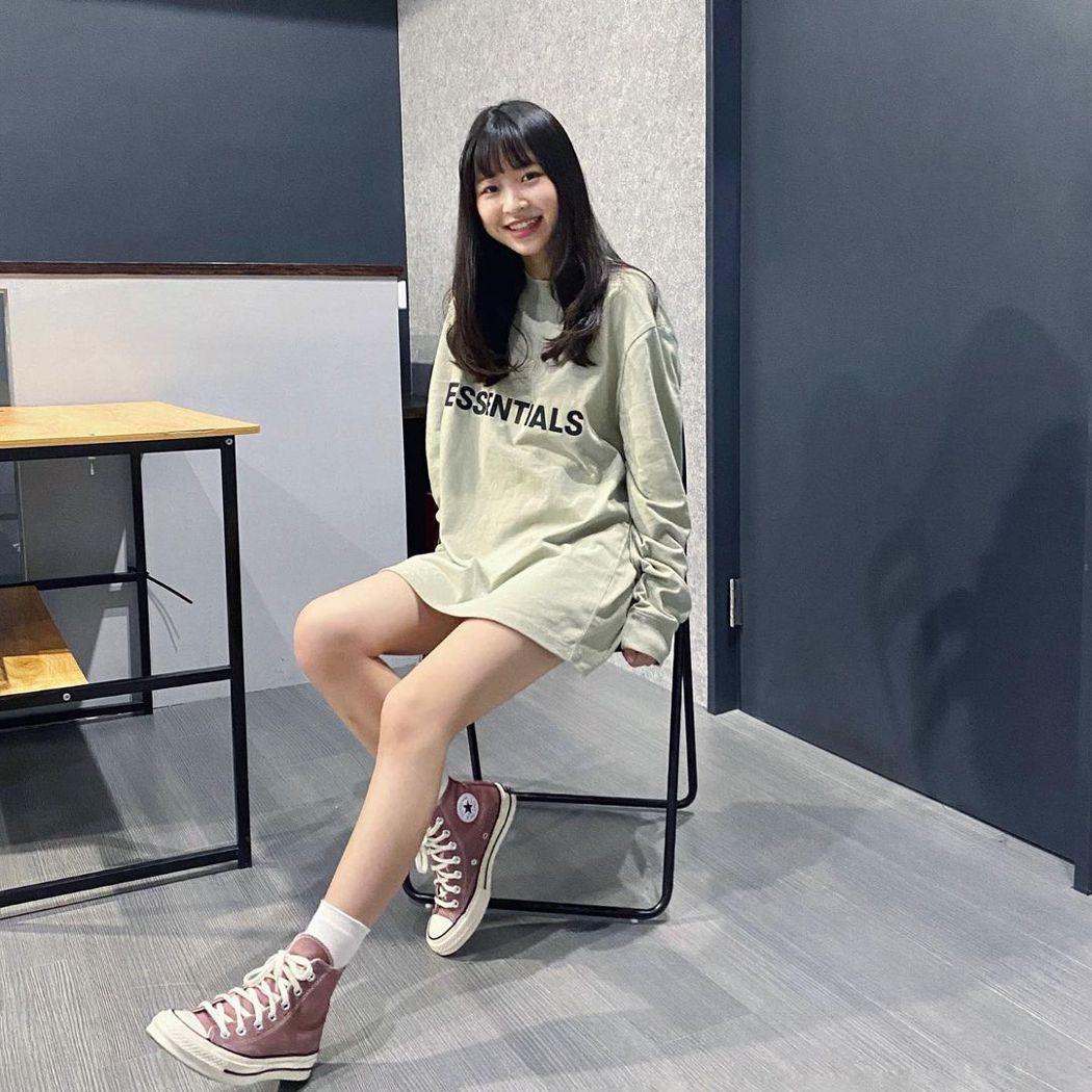 圖/擷自莊凌芸IG