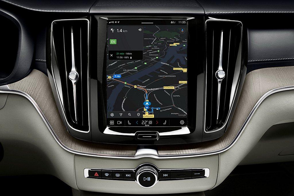 Android(安卓)車載多媒體影音系統,內建許多Google應用程式與相關服務...