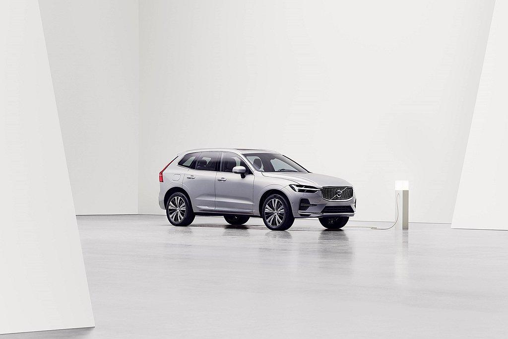 小改款Volvo XC60導入新世代ADAS偵測元件,由多顆雷達、攝影機、超音波...