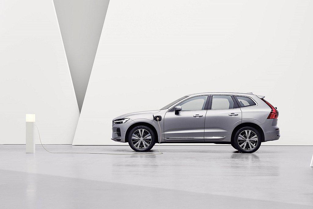 小改款Volvo XC60動力配置並無特別提及,應該是會維持現有陣容與選項。 圖...