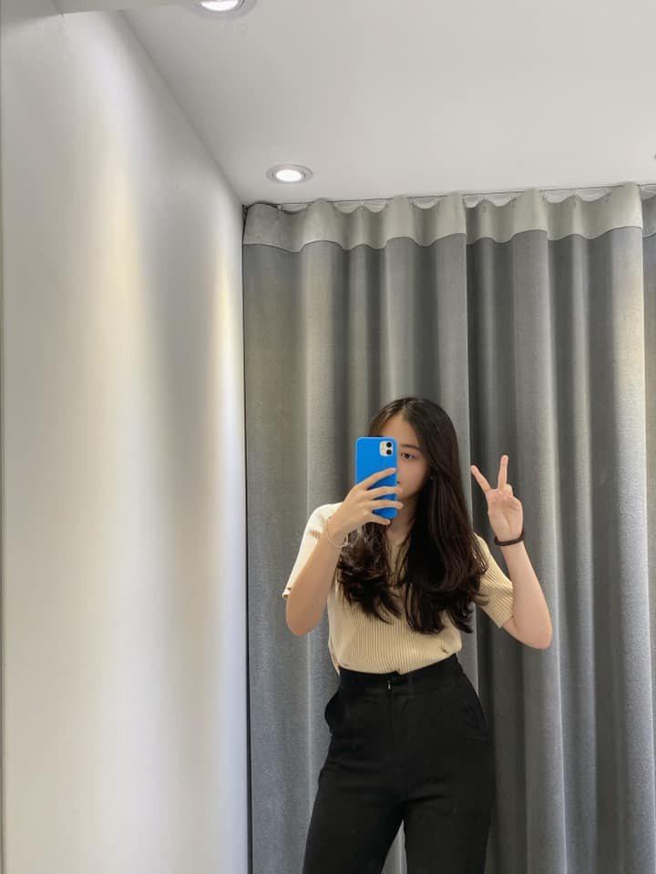 王彩樺分享小女兒的照片。 圖/擷自王彩樺臉書