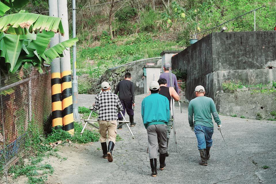 戒癮的朋友透過在朝露農場-治療性社區共同生活,重新開始。 圖/台灣露德協會提供