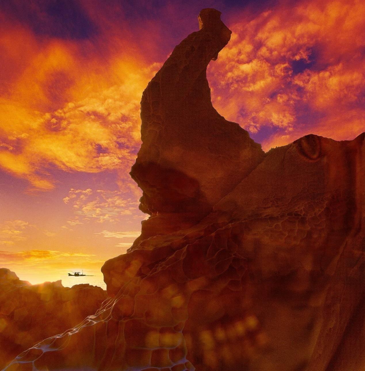 踏入影像攝影浩瀚世界32年,洪秀道用「心」捕捉剎那之美,去年退休後發表「邊界故鄉...
