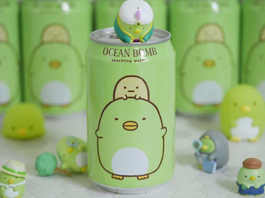 原味微氣泡水(企鵝?)