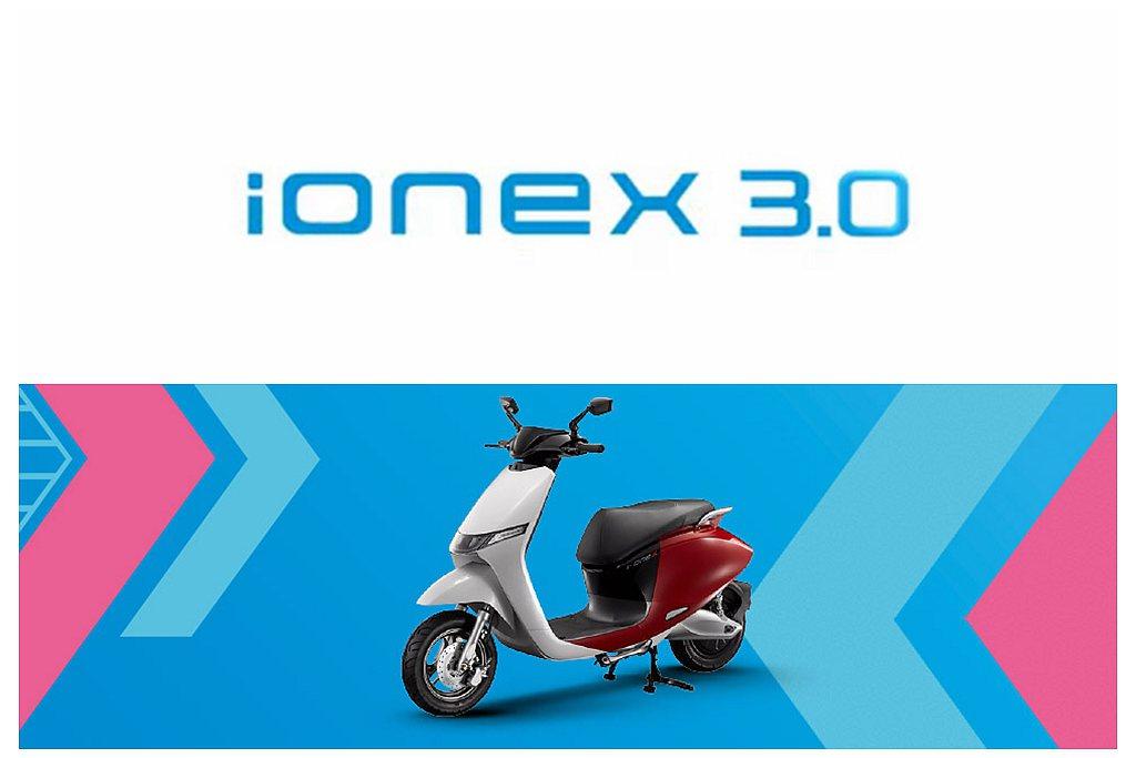 KYMCO預告次世代ionex 3.0車能網以及新電動機車即將到來的訊息。 圖/...