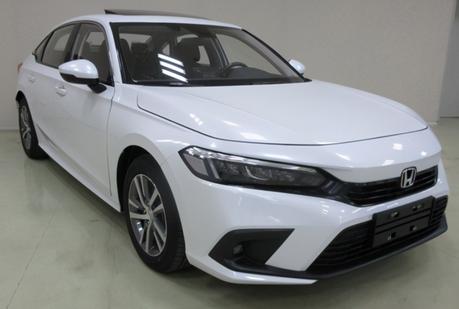 反倒是前一代外觀比較殺?11代Honda Civic提前在中國曝光!