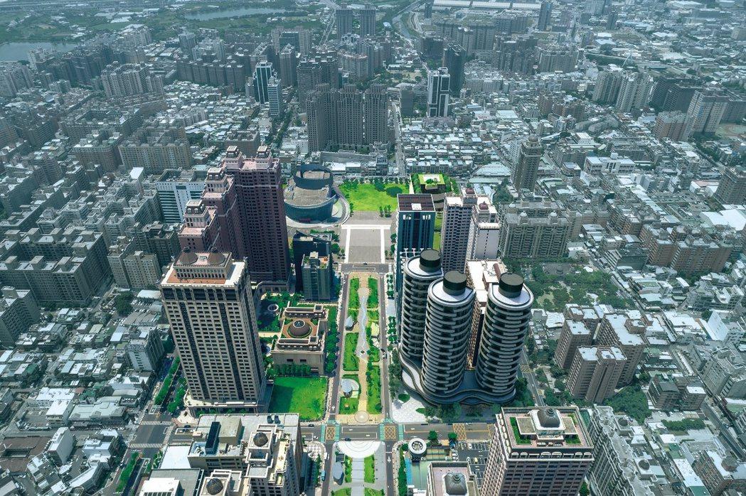 桃園藝文特區,豪宅林立,商圈、綠意並存,也成為台北菁英退休族置產首選。 ...