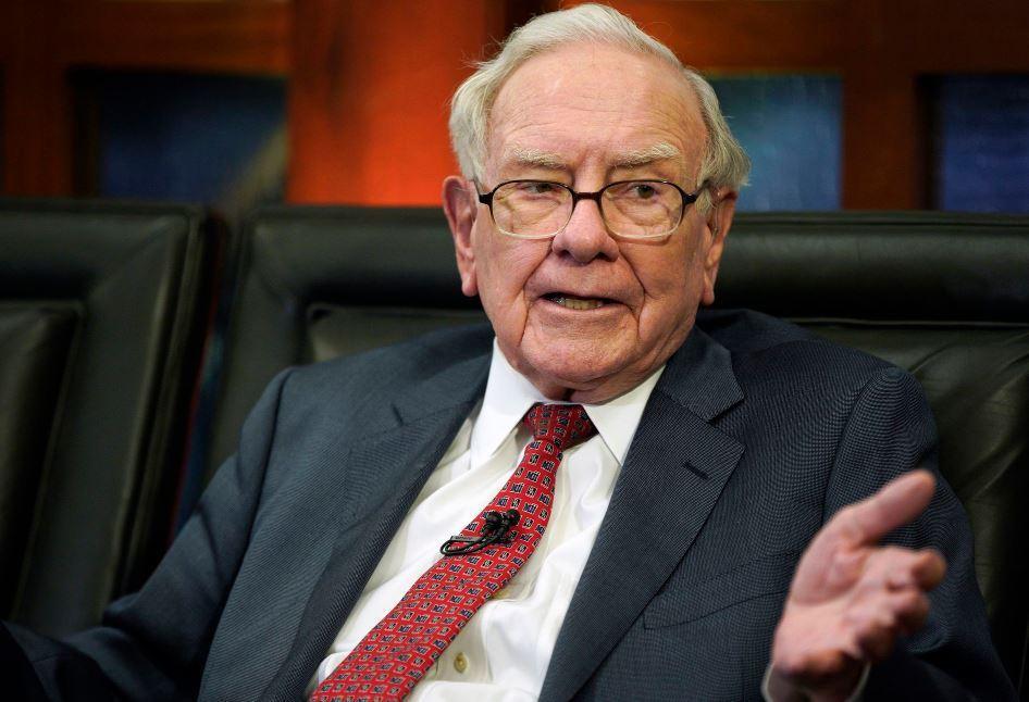 波克夏董事長巴菲特已成為第六位身價超過千億美元的億萬富豪。美聯社